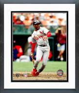 St. Louis Cardinals Ozzie Smith Framed Photo