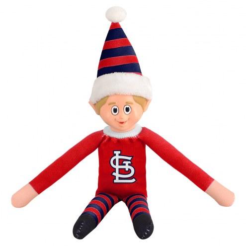 St. Louis Cardinals Plush Elf