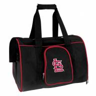 St. Louis Cardinals Premium Pet Carrier Bag