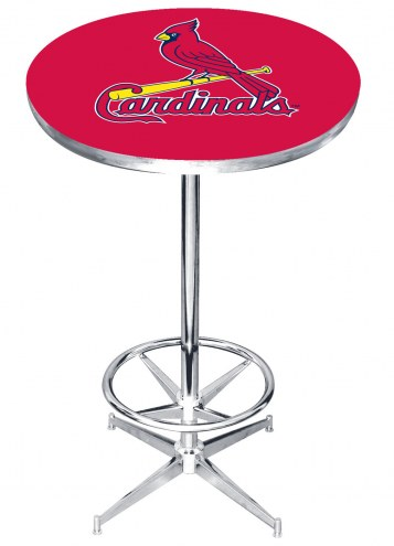St. Louis Cardinals Pub Table