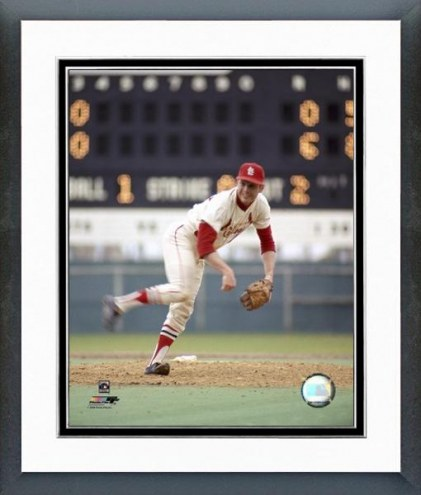 St. Louis Cardinals Ray Washburn Action Framed Photo