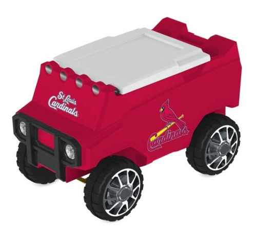 St. Louis Cardinals Remote Control Rover Cooler