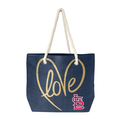 St. Louis Cardinals Rope Tote