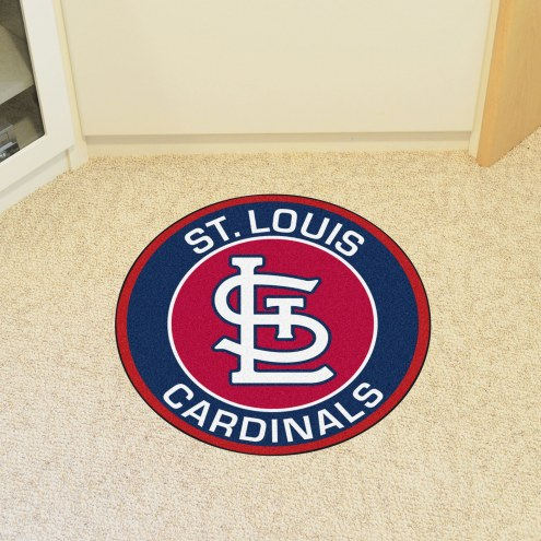 St. Louis Cardinals Rounded Mat