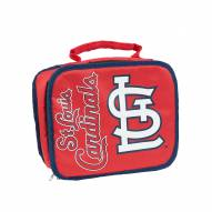 St. Louis Cardinals Sacked Lunch Box