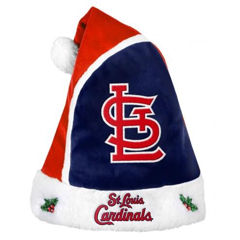 St. Louis Cardinals Santa Hat