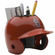 St. Louis Cardinals Schutt Batting Helmet Desk Caddy