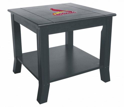 St. Louis Cardinals Side Table