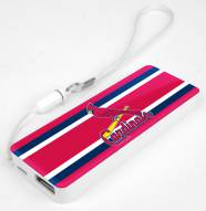 St. Louis Cardinals Slim Power Bank Portable Charger