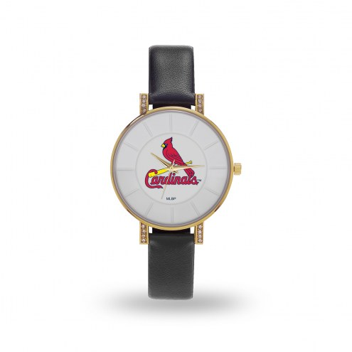 St. Louis Cardinals Sparo Women's Lunar Watch