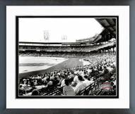 St. Louis Cardinals Sportsman's Park Stadium Framed Photo