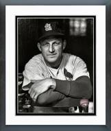 St. Louis Cardinals Stan Musial 1960 Posed Framed Photo