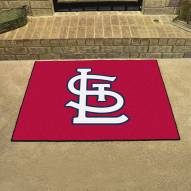 "St. Louis Cardinals ""STL"" All-Star Mat"