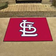 """St. Louis Cardinals """"STL"""" All-Star Mat"""