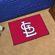 "St. Louis Cardinals ""STL"" Starter Rug"
