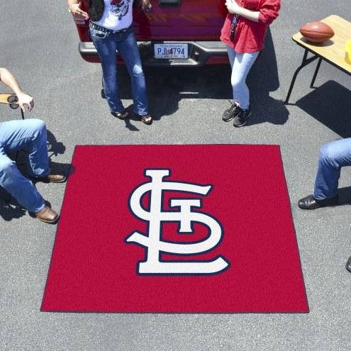 "St. Louis Cardinals ""STL"" Tailgate Mat"