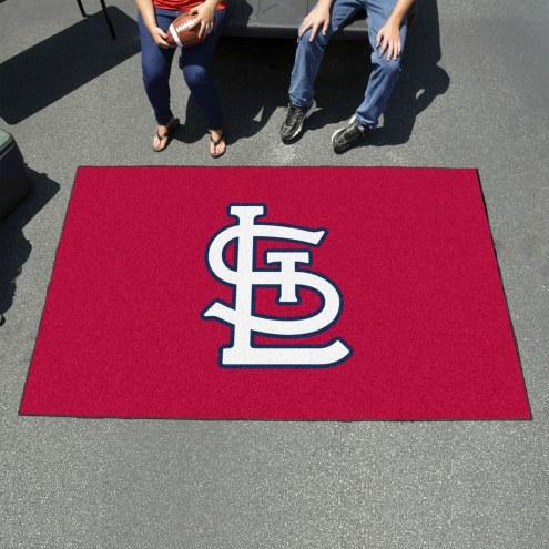 """St. Louis Cardinals """"STL"""" Ulti-Mat Area Rug"""