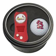 St. Louis Cardinals Switchfix Golf Divot Tool & Ball