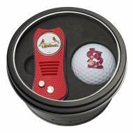St. Louis Cardinals Switchfix Golf Divot Tool & Ball
