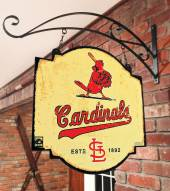 St. Louis Cardinals Tavern Sign