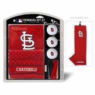 St. Louis Cardinals Golf Gift Set