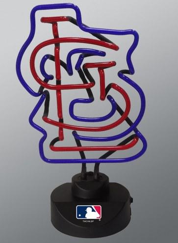 St. Louis Cardinals Team Logo Neon Lamp