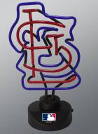 St. Louis Cardinals Team Logo Neon Lamp