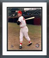 St. Louis Cardinals Tito Francona Posed Framed Photo