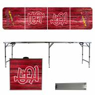 St. Louis Cardinals Victory Folding Tailgate Table