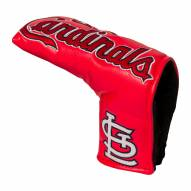 St. Louis Cardinals Vintage Golf Blade Putter Cover
