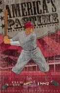 St. Louis Cardinals Vintage Wall Art