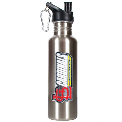 St. Louis Cardinals 26 oz. Water Bottle with Pop-Up Spout