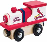 St. Louis Cardinals Wood Toy Train