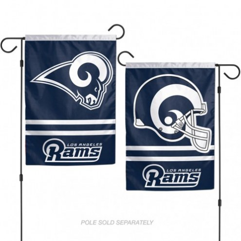 "Los Angeles Rams 11"" x 15"" Garden Flag"