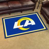 Los Angeles Rams 4' x 6' Area Rug