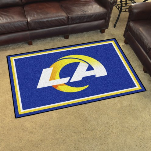 Los Angeles Rams 5' x 8' Area Rug