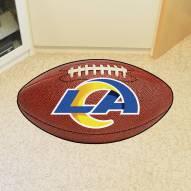 Los Angeles Rams Football Floor Mat