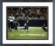 Los Angeles Rams James Laurinaitis Action Framed Photo