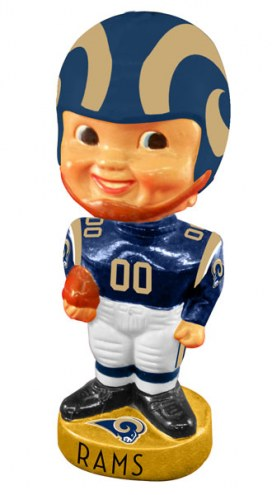 St. Louis Rams Legacy Football Bobble Head