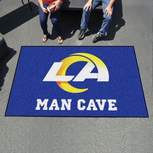 Los Angeles Rams Man Cave Ulti-Mat Rug