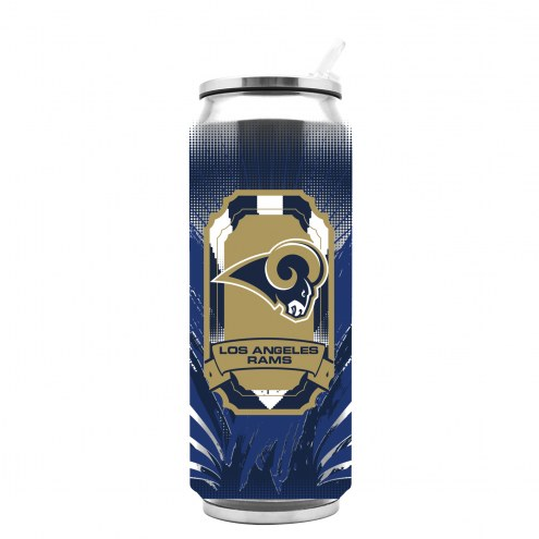 Los Angeles Rams Stainless Steel Thermo Can