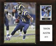"Los Angeles Rams Tavon Austin 12"" x 15"" Player Plaque"