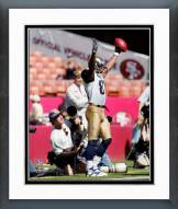 Los Angeles Rams Torry Holt  2006 Action Framed Photo