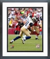 Los Angeles Rams Torry Holt 2007 Action Framed Photo