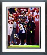 Los Angeles Rams Torry Holt 2008 Action Framed Photo