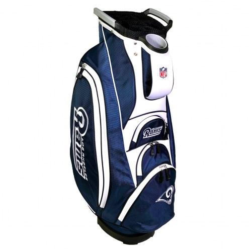 Los Angeles Rams Victory Golf Cart Bag