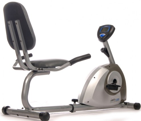 Stamina Magnetic Recumbent 1350 Bike