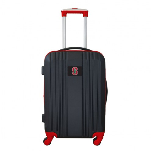 "Stanford Cardinal 21"" Hardcase Luggage Carry-on Spinner"