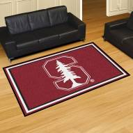 Stanford Cardinal 5' x 8' Area Rug