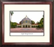 Stanford Cardinal Alumnus Framed Lithograph